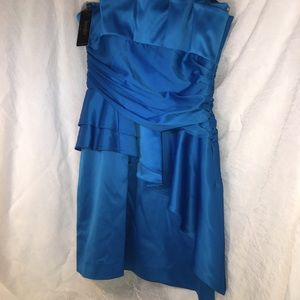 Formal laundry dress by Shelli Segal size 2 NWT